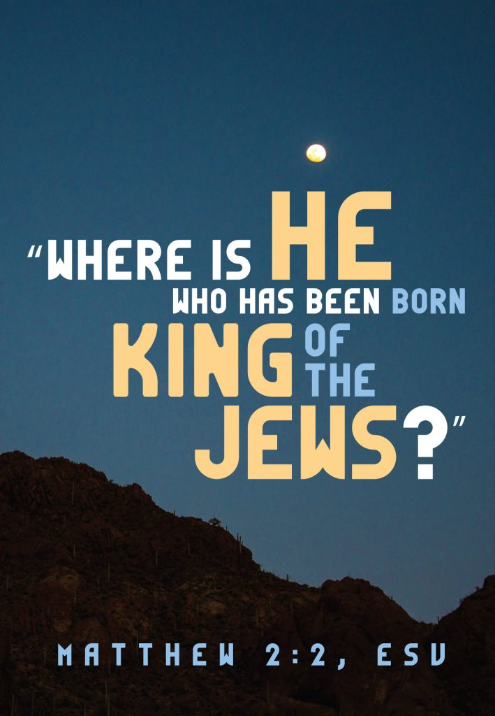 Where Is Your King? | Trinity Presbyterian Church